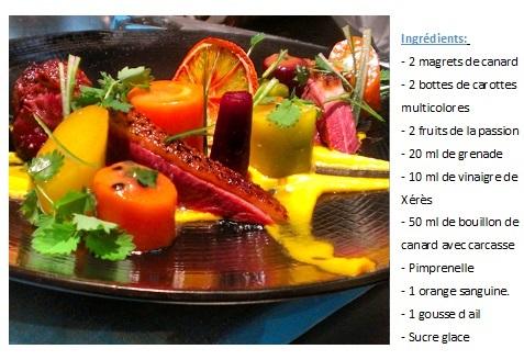 Découvrez la recette du Chef Juan Arbelaez, ancien candidat de Top Chef.